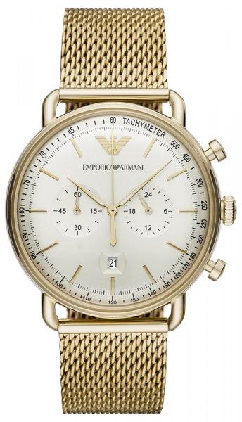 AR11315 - zegarek męski - duże 3