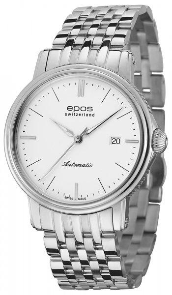 3390.152.20.10.30 - zegarek męski - duże 3