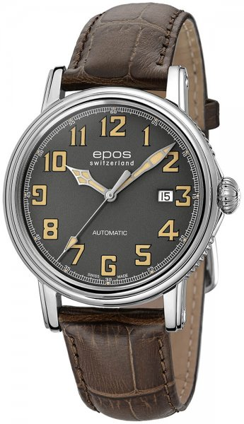 3390.152.20.34.27 - zegarek męski - duże 3