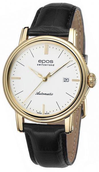 3390.152.22.10.25 - zegarek męski - duże 3