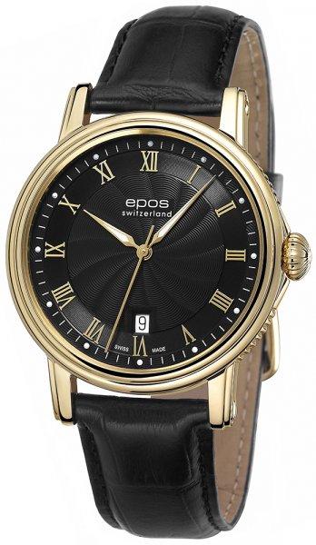 3390.152.22.25.25 - zegarek męski - duże 3