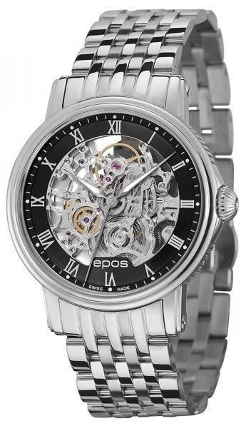 3390.155.20.25.30 - zegarek męski - duże 3