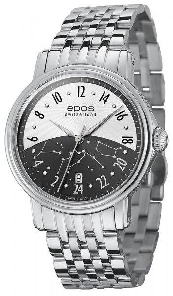 3390.302.20.38.30 - zegarek męski - duże 3