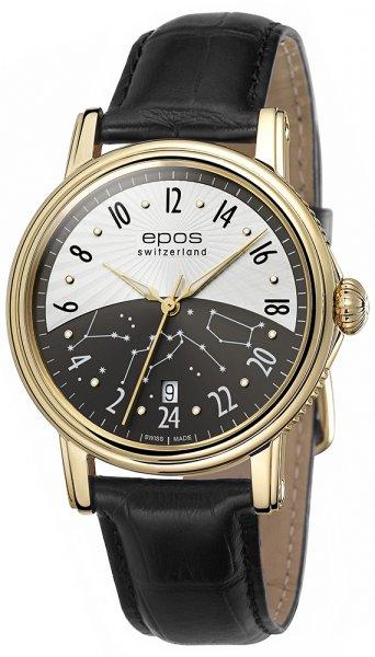 3390.302.22.38.25 - zegarek męski - duże 3