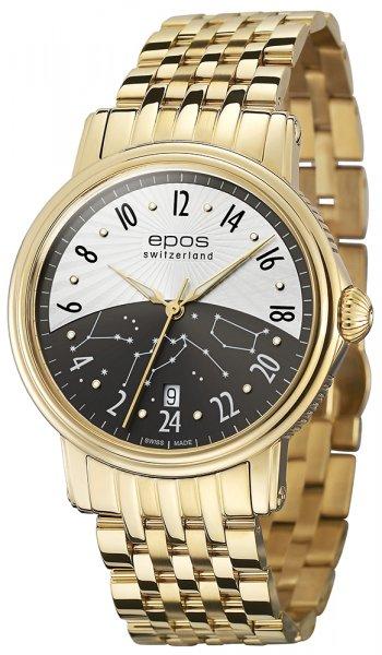 3390.302.22.38.32 - zegarek męski - duże 3