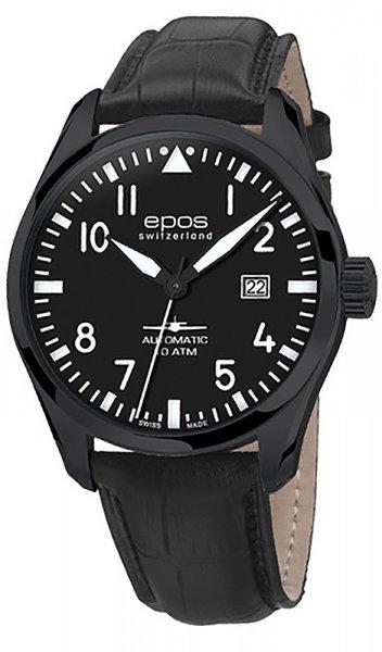 3401.132.25.35.55 - zegarek męski - duże 3