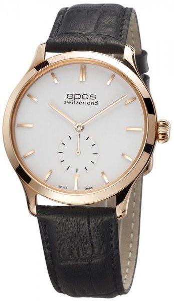Zegarek męski Epos originale 3408.208.24.10.15 - duże 1