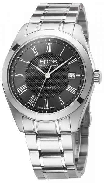 3411.131.20.25.30 - zegarek męski - duże 3
