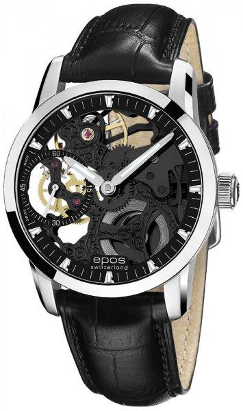 Zegarek męski Epos sophistiquee 3424.189.20.15.25 - duże 1