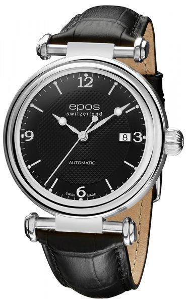 3430.130.20.55.25 - zegarek męski - duże 3