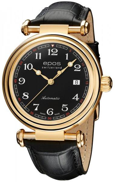 3430.130.22.35.25 - zegarek męski - duże 3