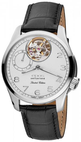 Zegarek męski Epos passion 3434.183.20.38.25 - duże 1