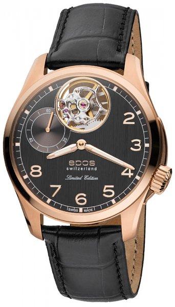 Zegarek męski Epos passion 3434.183.24.34.25 - duże 1