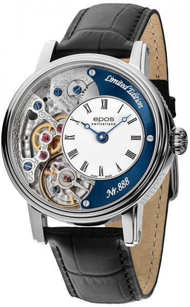Zegarek Epos 3435.313.20.26.25 - duże 1