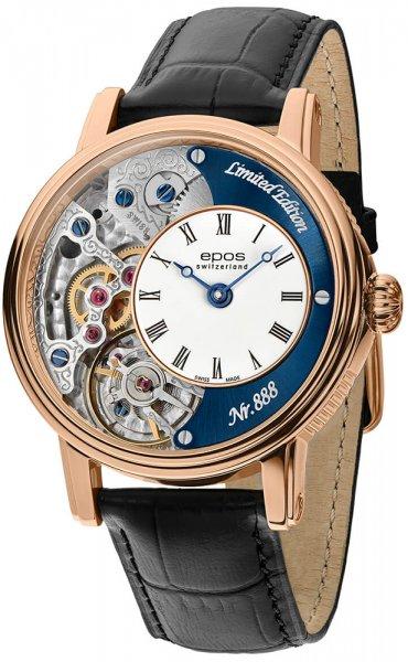 Zegarek Epos 3435.313.24.26.25 - duże 1
