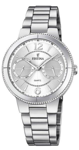 Zegarek Festina F20206-1 - duże 1