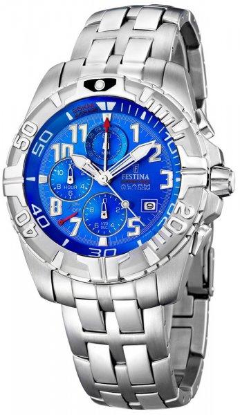 F16095-1 - zegarek męski - duże 3