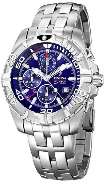 Zegarek Festina F16095-4 - duże 1