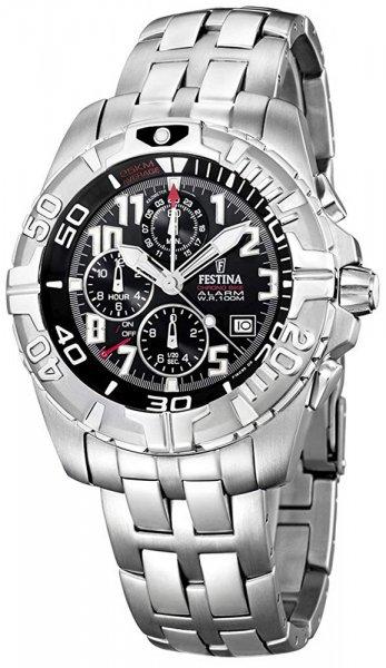F16095-5 - zegarek męski - duże 3