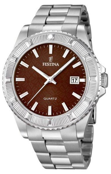 Zegarek Festina F16684-4 - duże 1