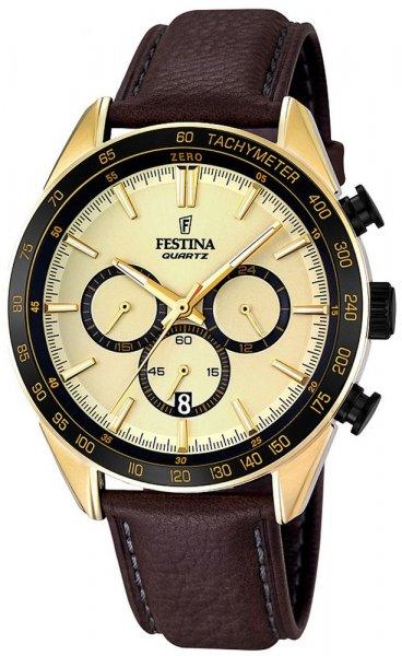 Zegarek Festina F16845-1 - duże 1
