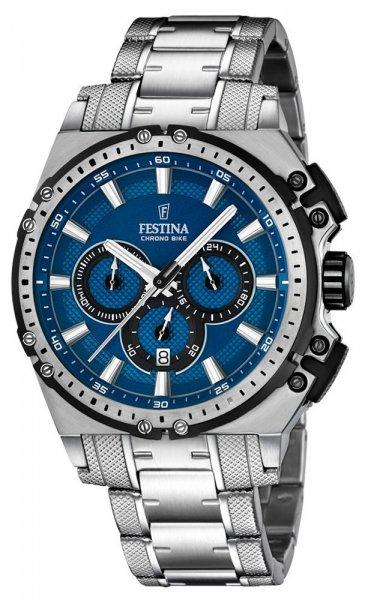 Zegarek Festina F16968-2 - duże 1