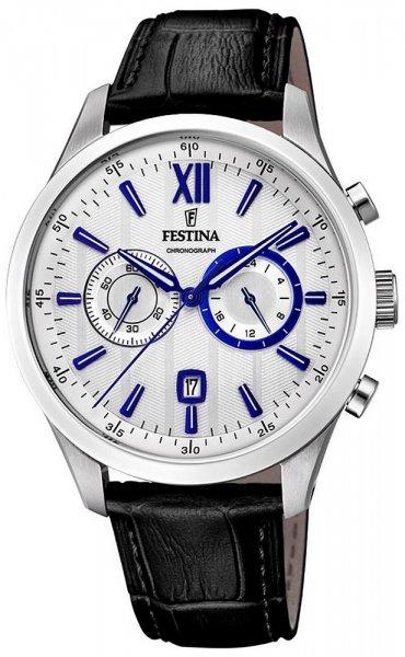 F16996-2 - zegarek męski - duże 3
