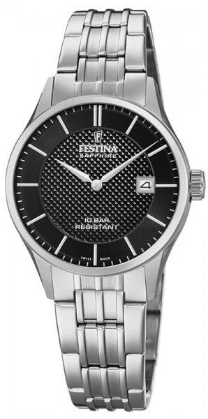 Zegarek Festina F20006-4 - duże 1