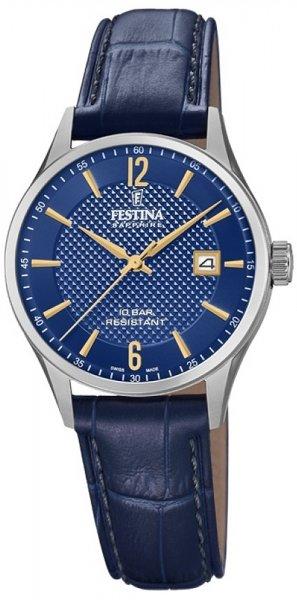 Zegarek Festina F20009-3 - duże 1