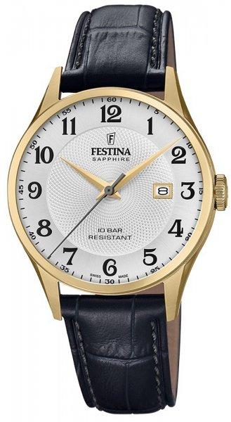 Zegarek Festina  F20010-1 - duże 1