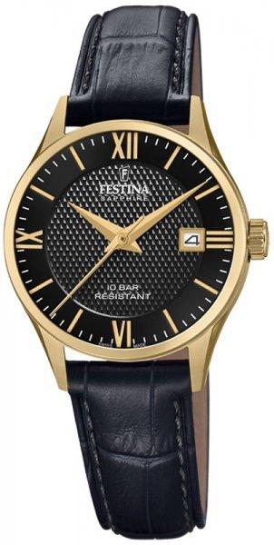 Zegarek Festina F20011-4 - duże 1