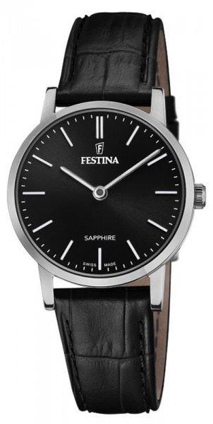 F20013-4 - zegarek damski - duże 3