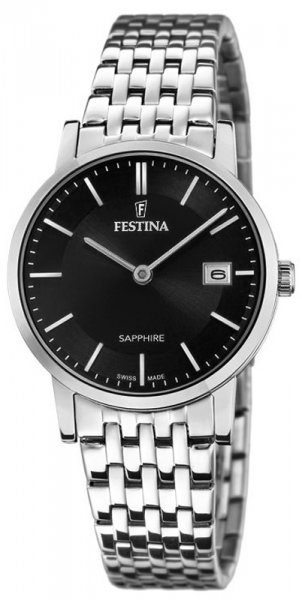 F20019-3 - zegarek damski - duże 3