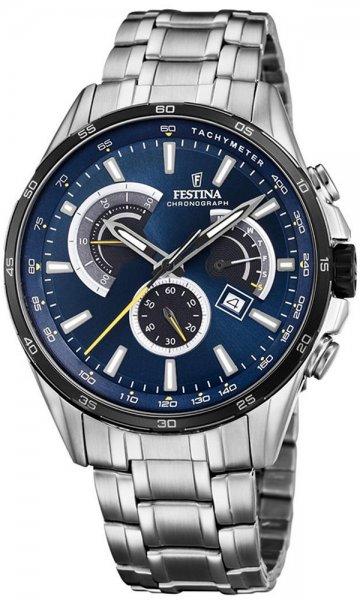 F20200-3 - zegarek męski - duże 3