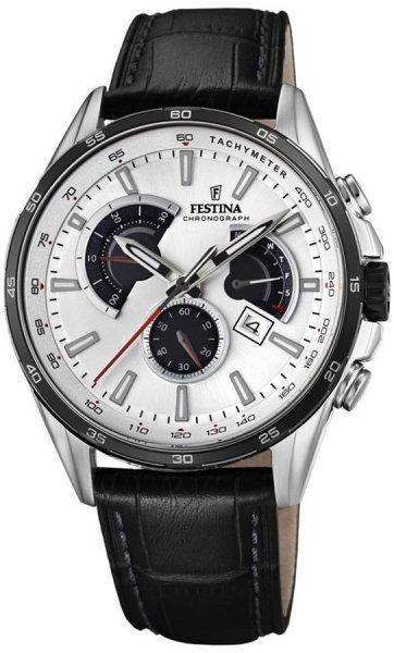 Zegarek Festina F20201-1 - duże 1