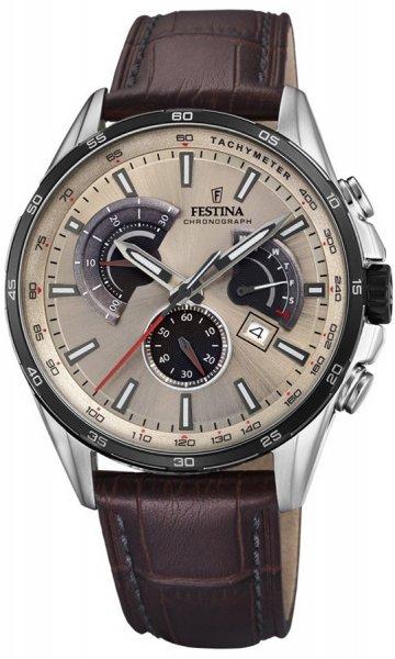 Zegarek Festina F20201-2 - duże 1