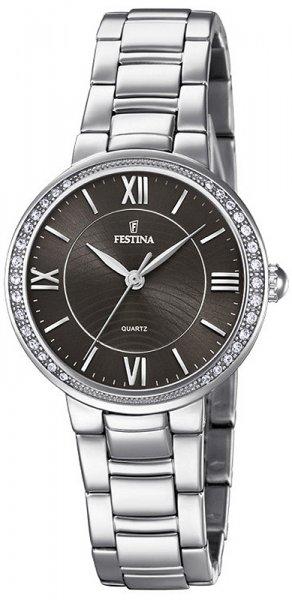 Zegarek damski Festina mademoiselle F20220-2 - duże 1