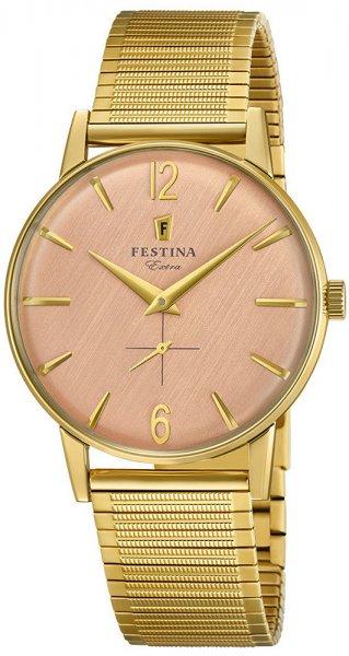 Zegarek męski Festina extra F20251-3 - duże 1