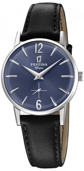 Zegarek damski Festina extra F20254-3 - duże 1