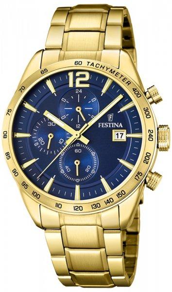 Zegarek Festina F20266-2 - duże 1