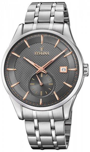 Zegarek Festina F20276-3 - duże 1