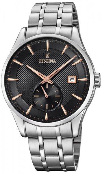 Zegarek Festina F20276-4 - duże 1