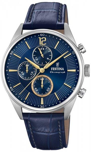 Zegarek Festina F20286-3 - duże 1