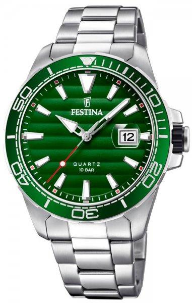 F20360-3 - zegarek męski - duże 3
