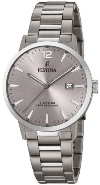 Zegarek Festina F20435-2 - duże 1