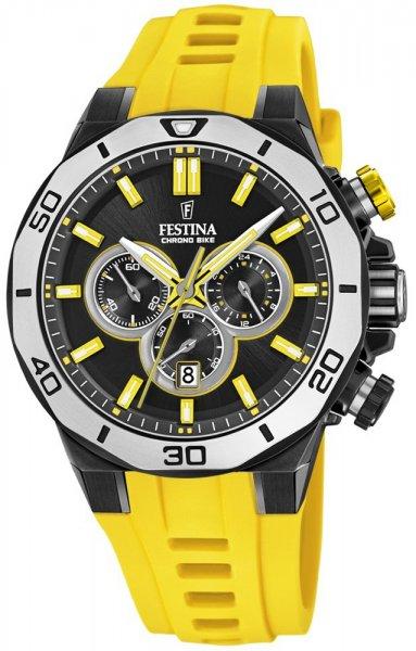 F20450-1 - zegarek męski - duże 3