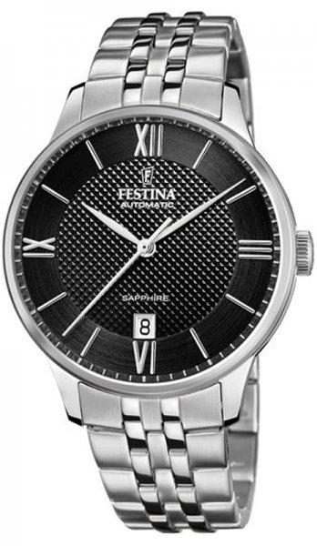 Zegarek męski Festina classic F20482-3 - duże 1