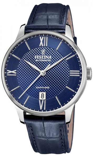 Zegarek męski Festina classic F20484-3 - duże 1
