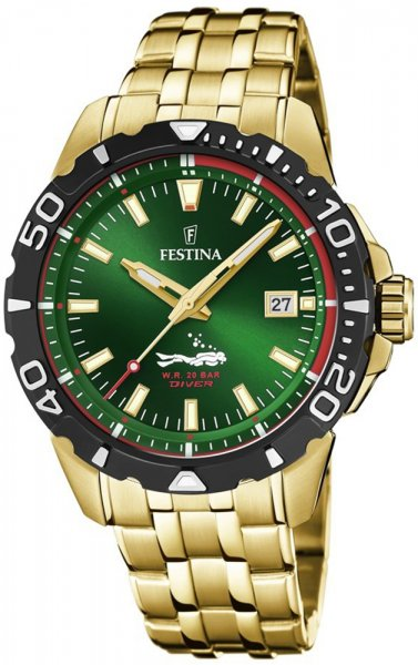 Zegarek Festina F20500-3 - duże 1