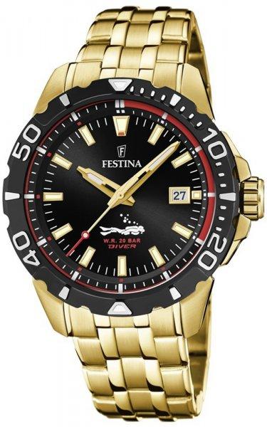 Zegarek Festina F20500-4 - duże 1